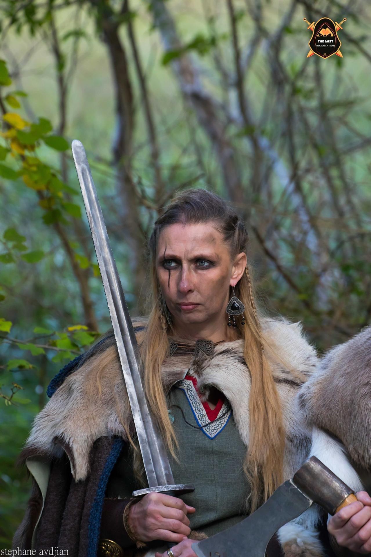 Combattante du peuple du nord
