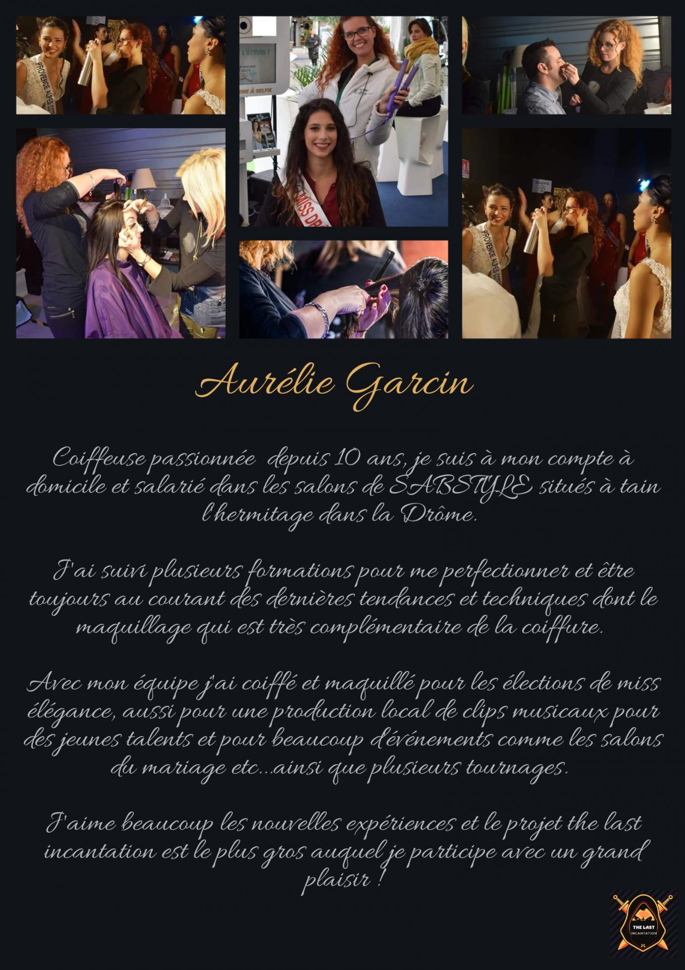 Maquilleuse aurelie garcin maquilleuse professionnel de the last incantation la derniere incantation the last jpg