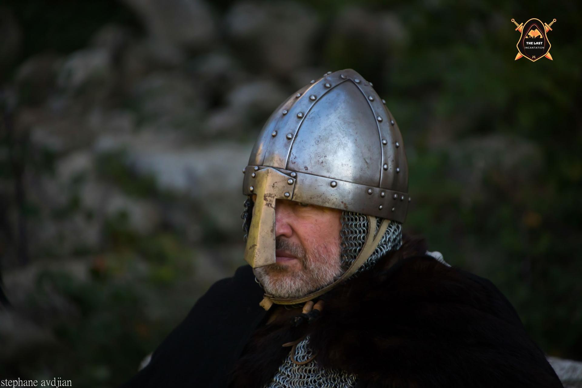 Soldat seigneur noir légion phénix